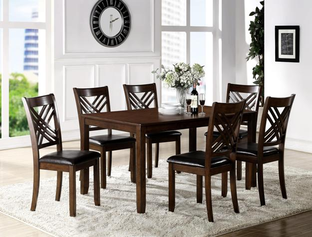 7pc Dining Set ONLY $485
