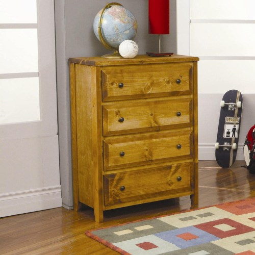 Youth 4 Drawer Chest